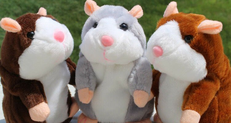 Best Talking Hamster Toy