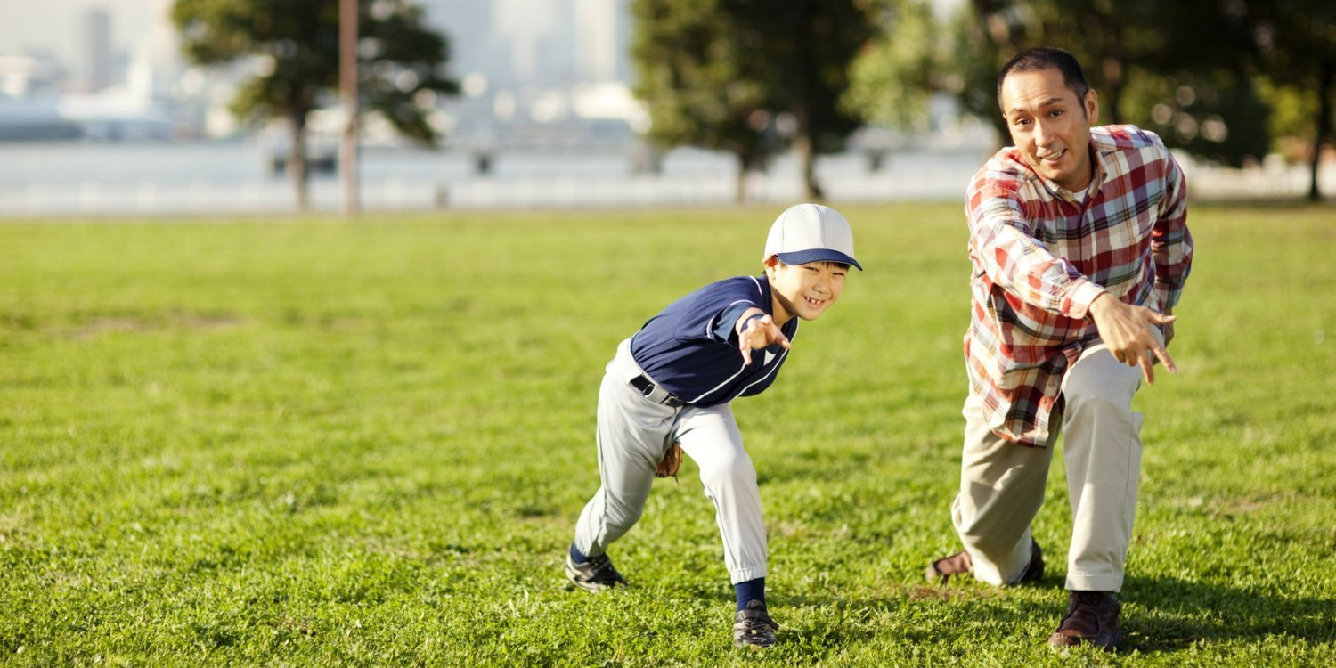 Parenting Lessons From a Sports Father
