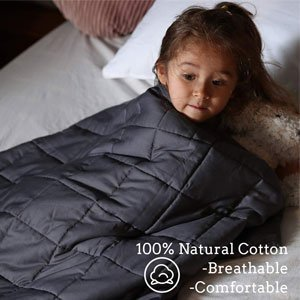 ZonLi Kids Weighted Blanket