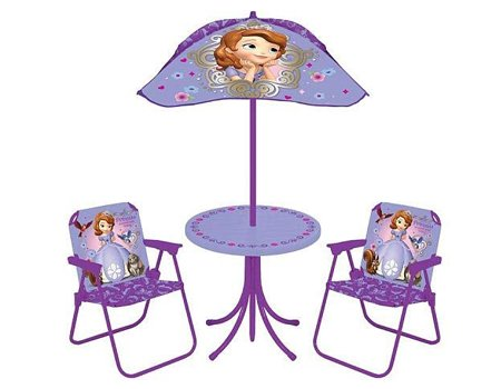 Sofia the First Classic Kids Patio, Set