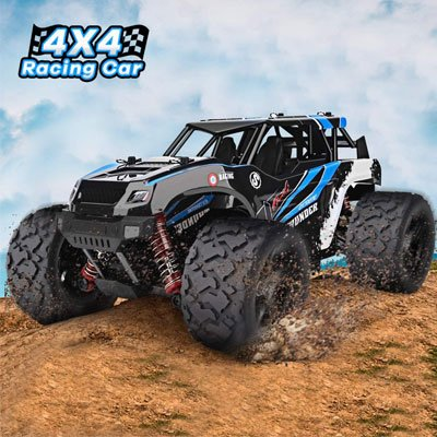 YEZI All-terrain Large RC Car