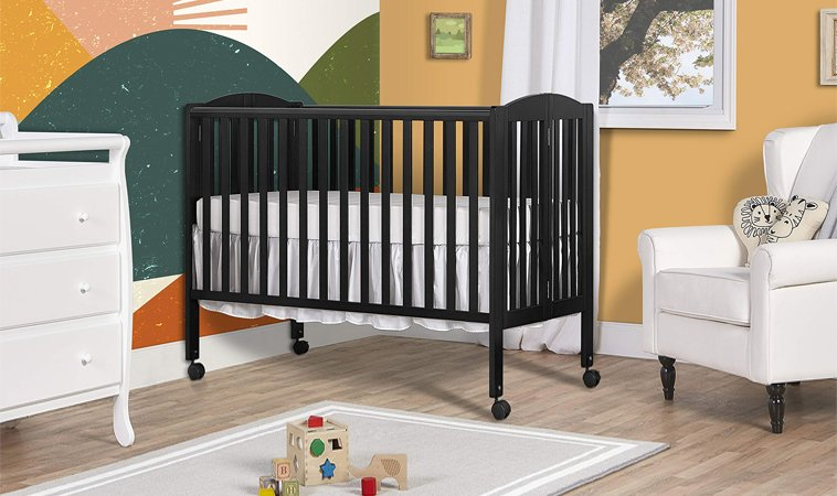 Best Portable Crib for Grandma's House