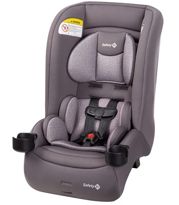 Safety 1st Jive 2-in-1 Convertible Car Seat, Harvest Moon, One Size